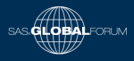 SAS Global Forum logo