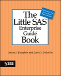 Image of The Little SAS Enterprise Guide Book