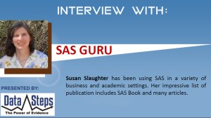 A Little Advice: How to Be a Top SAS Programmer