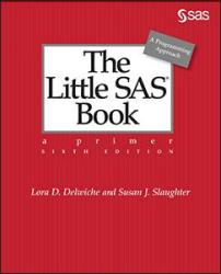 The Little SAS Book 6.0: What's New